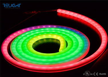 Trung Quốc High Brightness 5050 RGB 72W Dimmable Flexible LED Strip Lights For Home / Bar nhà máy sản xuất